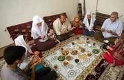 آشنایی با آداب و رسوم ماه رمضان در گلستان