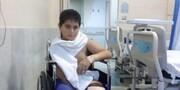 حمایت دولت و نیکوکاران از جهادگر آسیبدیده اردستانی