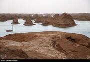 تولد سه دریاچه جدید در فلات مرکزی ایران