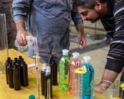 تصاویر مراحل تولید الکل ؛ ماده حیاتی دوران شیوع کرونا
