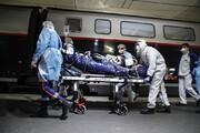 فرانسه برای انتقال بیماران کرونا از قطارهای سریعالسیر استفاده میکند| انتقادها از مکرون ادامه دارد