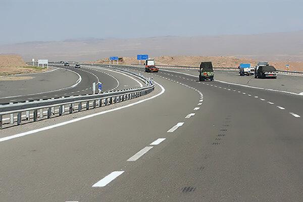 کاهش تردد خودروها