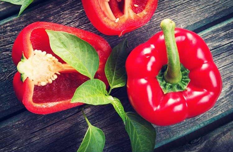 تأثیر فوقالعاده سبزیجات قرمزرنگ در سلامتی شما