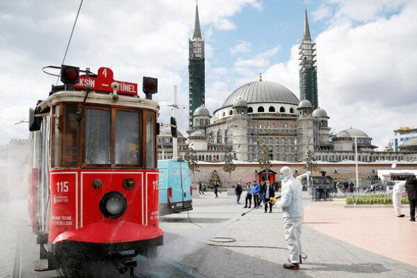 تصمیم کرونایی دولت ترکیه برای جوانهای زیر ۲۰ سال