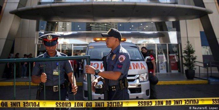 پلیس فیلیپین