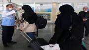 غربالگری هلالاحمر در ایستگاههای راهآهن سمنان فعال شد