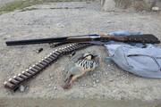 ۱۶ شکارچی غیر مجاز در خراسان جنوبی دستگیر شدند