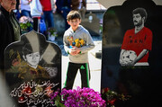کرونا | لغو مراسم سالگرد زنده یاد سیروس قایقران