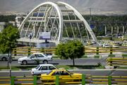 افزایش۷۰ درصدی ترافیک شهری در کرمانشاه