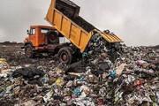 روند دفن پسماندها در اردبیل بهداشتی و مورد تأیید نیست
