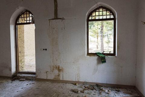 مقبره شیخ علاءالدوله سمنانی
