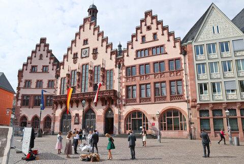 مراسم عروسی در آلمان