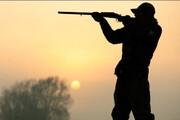 شکارچی متخلف در دامغان دستگیر شد