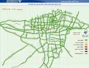 ۱۹ فروردین | خیابانهای پرترافیک تهران