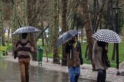 سامانه بارشی جدید بام ایران را در بر میگیرد