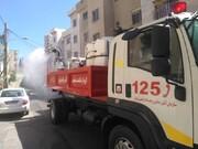 هیچ آتشنشانی در پایتخت به کرونا مبتلا نشده است