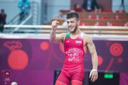 رضا اطری: شانس حضور در المپیک را از دست نمیدهم