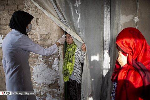 تصاویر ضدعفونی منازل کوره های آجرپزی