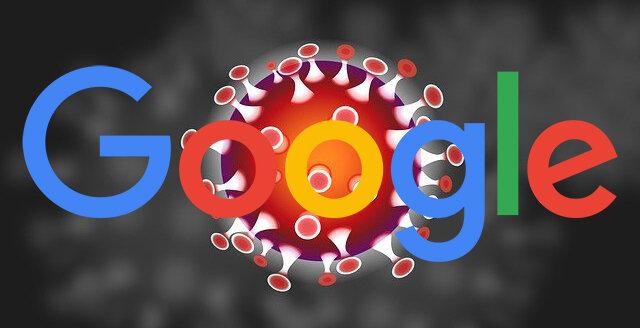گوگل/ کرونا