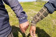 سه شکارچی غیرمجاز در قصرشیرین دستگیر شدند