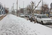 ادامه بارندگی برف و یخبندان در خلخال