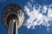 باد میآید، هوای تهران در اول بهمن ۹۹ قابل قبول است
