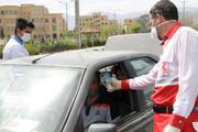 شناسایی ۳۲۶ نفر مشکوک به کرونا در ورودیهای استان سمنان