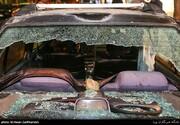 دستگیری ۳ شرور که ۱۵ خودرو را تخریب کردند