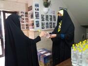ضدعفونی معابر شهری محله با مشارکت شهرداری و شورایاری