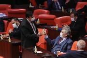عکس روز| جلسه پارلمان در زمانه کرونا