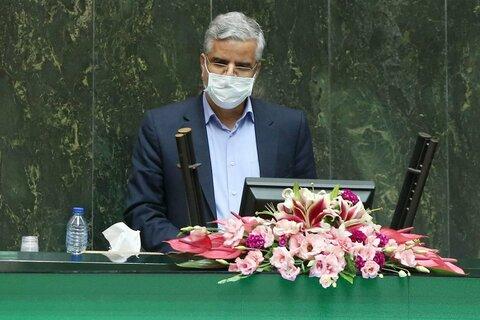تصاویر جلسه رأی اعتماد به وزیر پیشنهادی جهاد کشاورزی