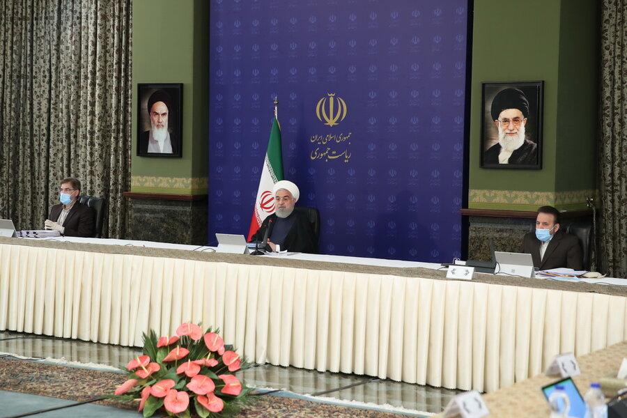 روحانی هیات دولت