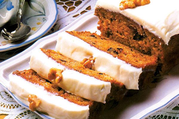 طرز تهیه کیک هویج بدون نیاز به فر