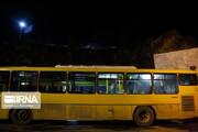 تعداد خطوط اتوبوسرانی کلانشهر اصفهان افزایش یافت