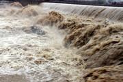 سیل تابستانی به ۴ روستای بخش کوهسار سلماس خسارت زد
