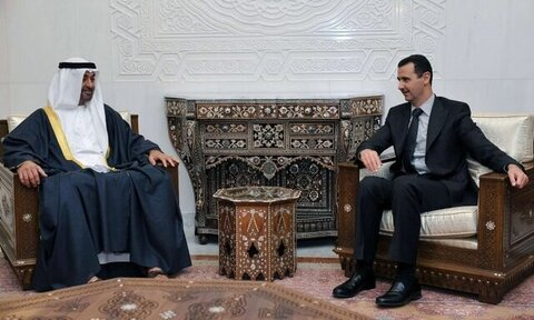 ادعا درباره پیشنهاد امارات به اسد؛ پول در ازای نقض آتشبس ادلب | واکنش پوتین چه بود؟