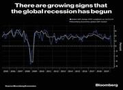 آغاز نشانههای رکود اقتصاد جهان