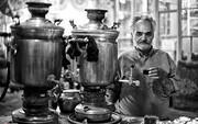 فقط چای دیشلمه و نمایش مرد ۶میلیون دلاری