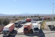مرز تجاری مهران باز است