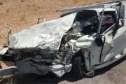 واژگونی دو خودرو ۳ کشته و مصدوم داشت