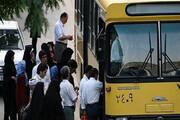 خدمات اتوبوسرانی و تاکسیرانی قم در طرح فاصلهگذاری اجتماعی هوشمند