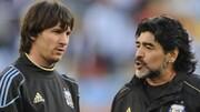اظهار نظرهای جنجالی مارادونا از اعتیاد تا مسی و رونالدو