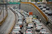 افزایش ۷۵ درصدی تردد در تهران | وضعیت تهران را ببینید