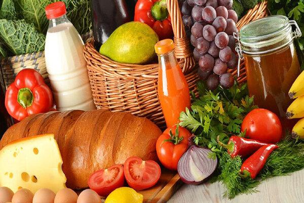 تغذیه - مواد غذایی - سبزیجات - آشپزی - میوه