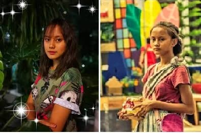 دختر فیلیپینی
