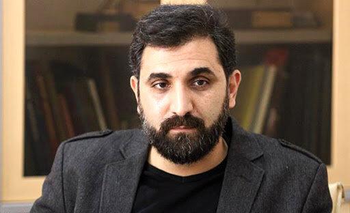 حسین عالم بخش مدیر پردیس تئاتر تهران منطقه 15