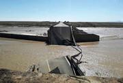 سیلاب ۲ راه اصلی در خراسان رضوی را مسدود کرد