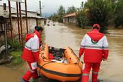 آمادهباش هلال احمر برای امدادرسانی به آسیبدیدگان از سیلاب