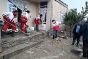 امدادرسانی به ۱۶ استان درگیر سیل و آبگرفتگی