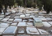 یک متر قبر؛ ۳۰۰ میلیون تومان | این قبر سلطان دارد